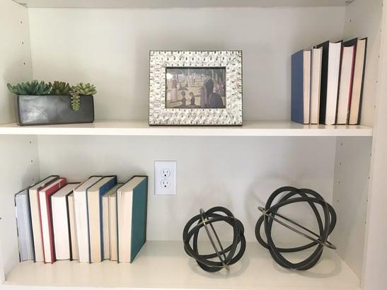 style shelves