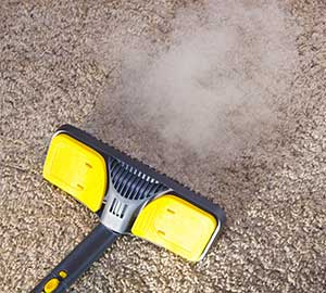 Carpet cleaner - smells can help sell your home