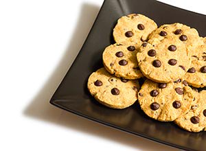 cookies on a plate - The Right Smell Can Help Sell Your Home