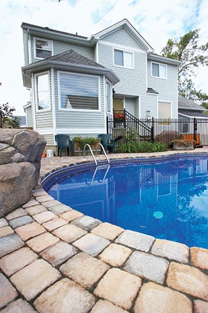 Think about the kind of activities you want to enjoy in your pool before deciding on depths